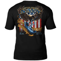 US NAVY 'FIGHTING EAGLE' T-SHIRT