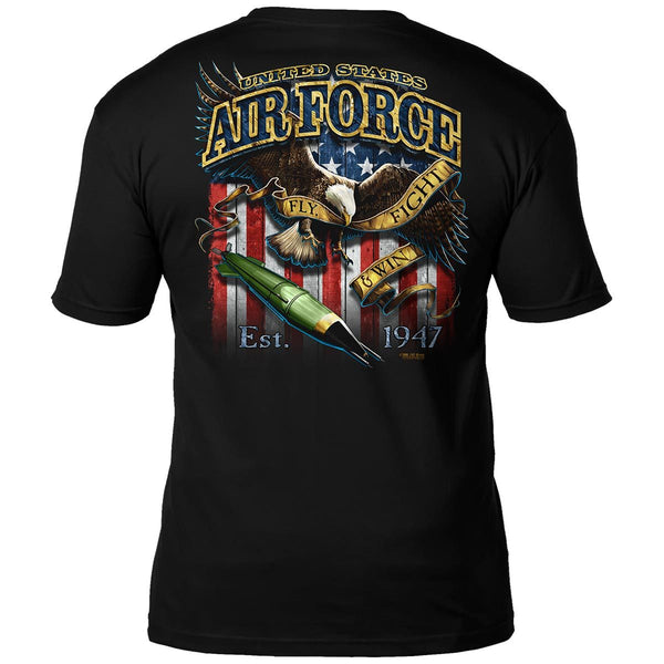US Air Force 'Fighting Eagle' t shirt