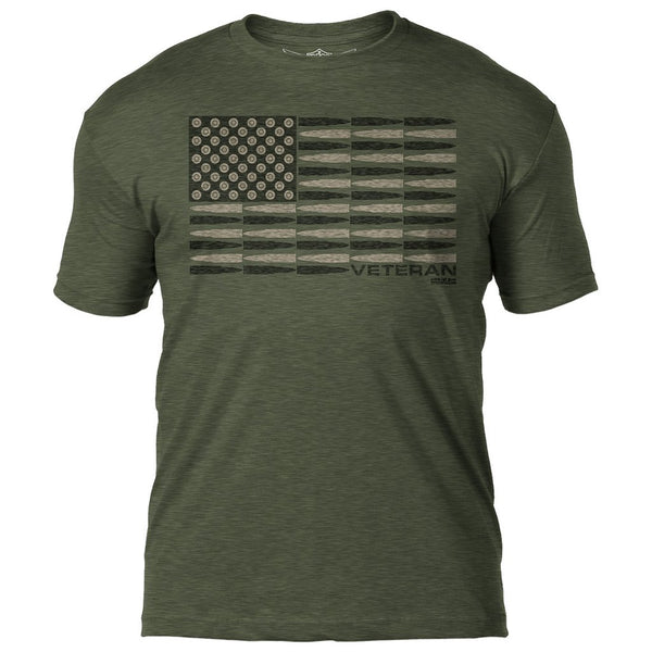 2ND Amendment veteran t-shirt