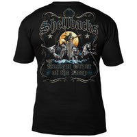 US NAVY SHELLBACKS T-SHIRT