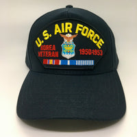 U.S. AIR FORCE * KOREA VETERAN HAT *  MADE IN THE USA