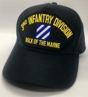 3RD INFANTRY DIVISION HAT * MADE IN THE USA