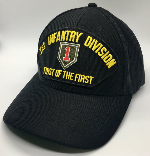 1ST INFANTRY DIVISION HAT * MADE IN THE USA