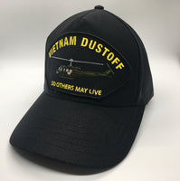 VIETNAM DUSTOFF HAT * MADE IN THE USA