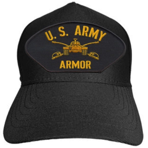 US ARMY ARMOR HAT