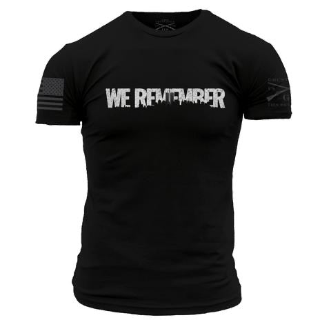 WE REMEMBER TEE - A TRIBUTE TO 9/11