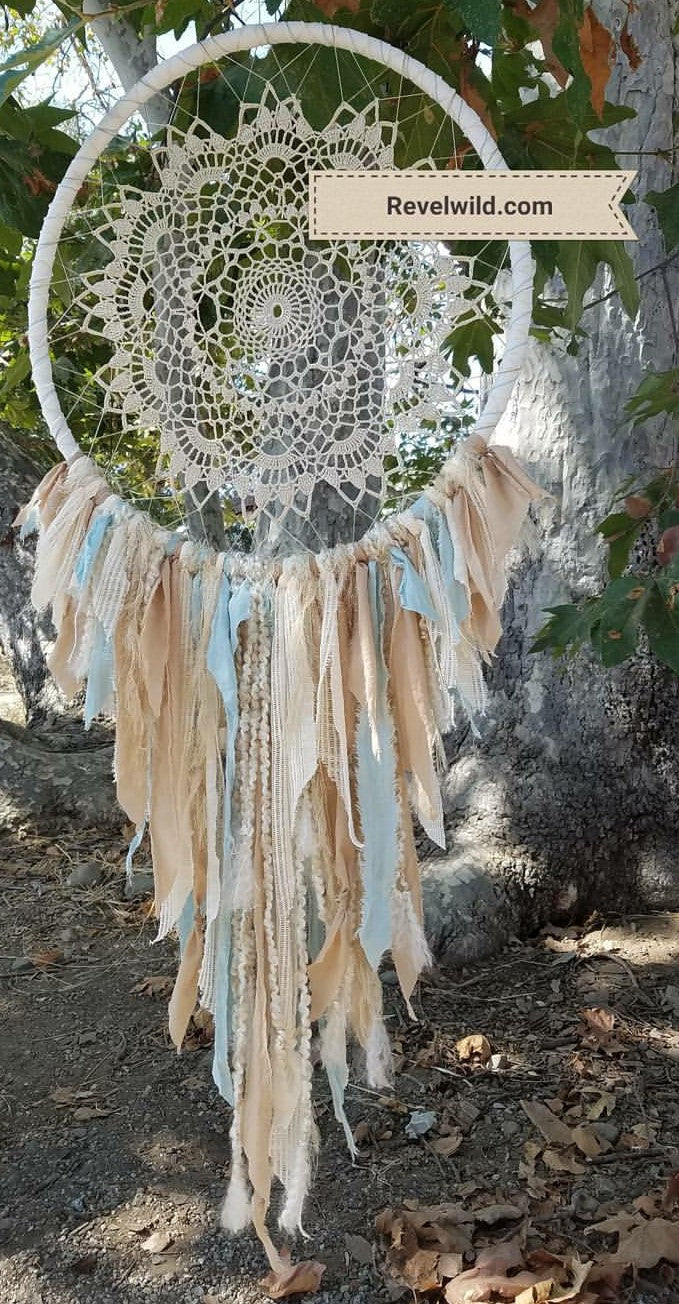 18 inch CUSTOM Dream Catcher