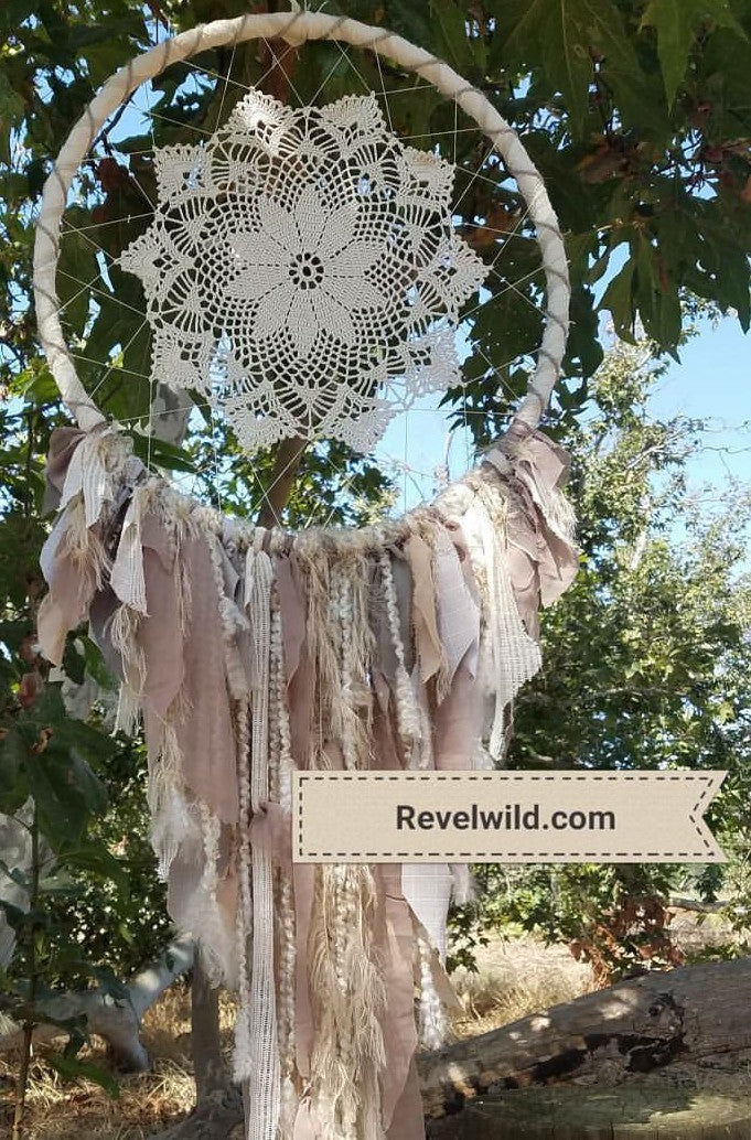 20 inch CUSTOM Dream Catcher
