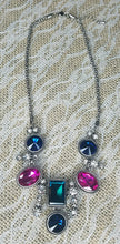 Julia crystal necklace