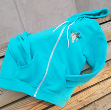Steerhead Zip-Up Hooded Sweatshirt