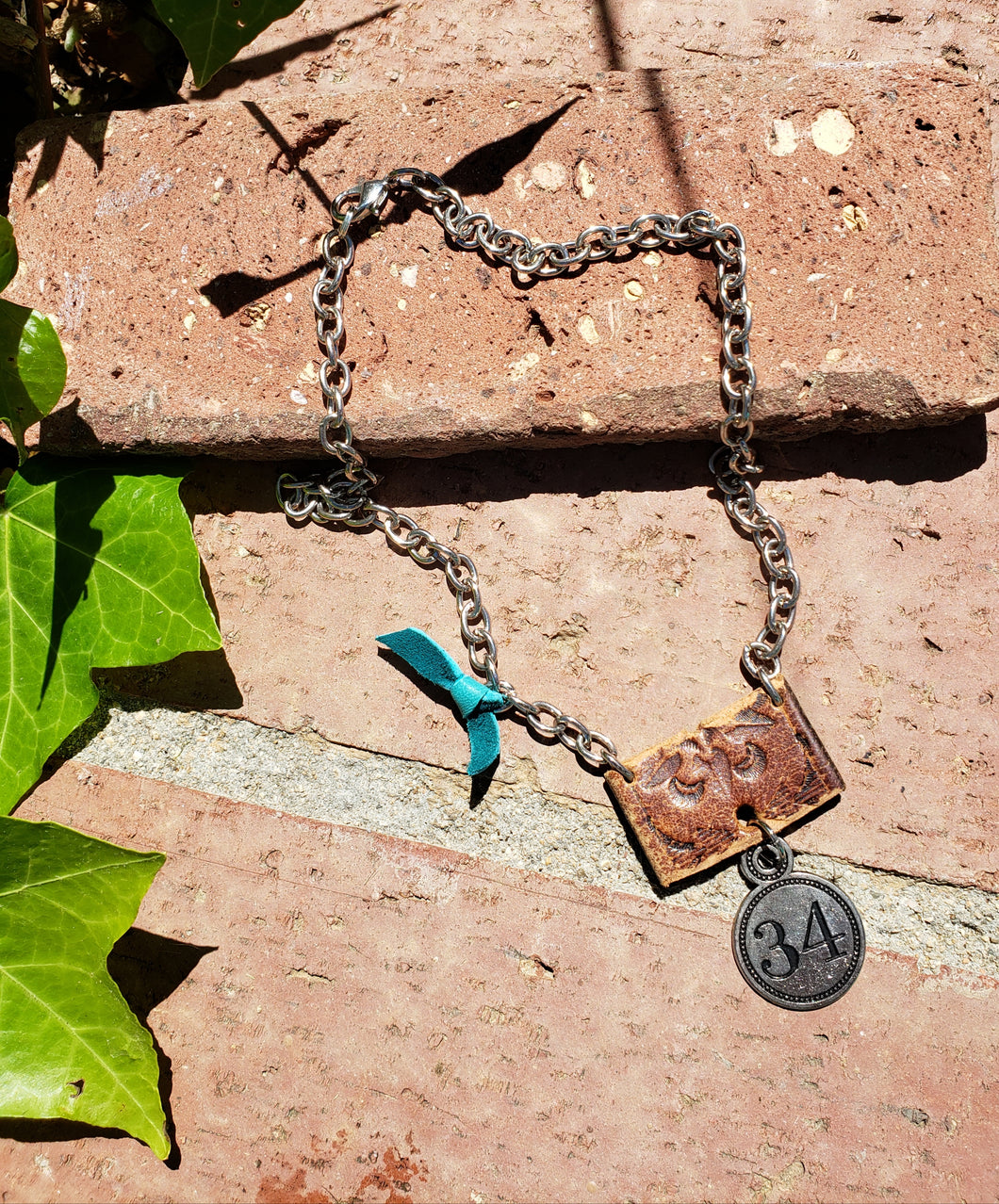 Tag 34 Necklace
