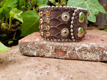 Rodeooooo leather bracelet
