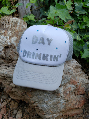 Day Drinkin' Trucker hat