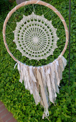 Farmhouse 20 inch Dreamcatcher