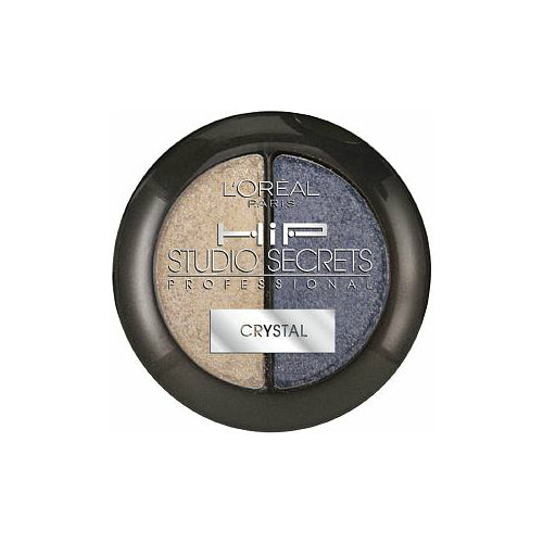 L'Oreal HiP Crystal Shadow Duo | 519 Charming