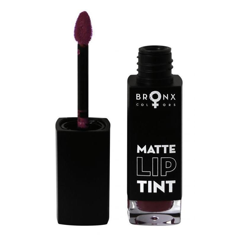 Bronx Colors Matte Lip Tint #02 Burgundy