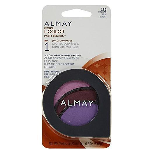 Almay Intense i-Color Party Brights #125 Browns