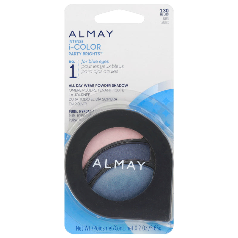 Almay Intense i-Color Party Brights #130 Blues