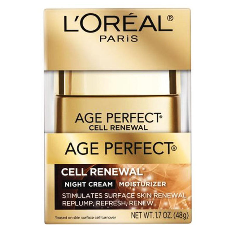 L'Oreal Paris Age Perfect Cell Renewal Night Cream 48g