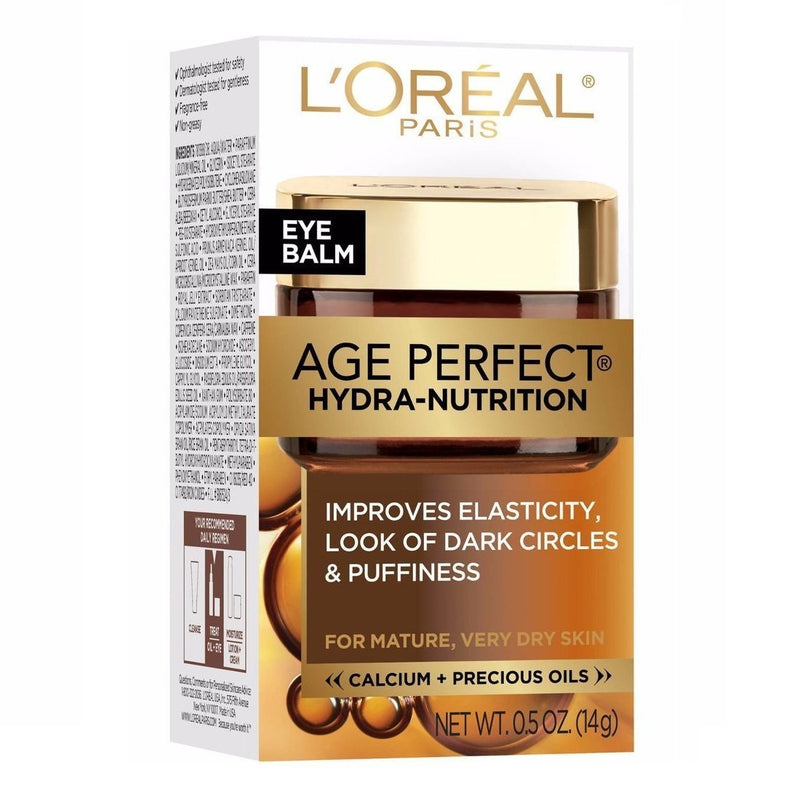 L'Oreal Age Perfect Hydra-Nutrition Eye Balm 14g