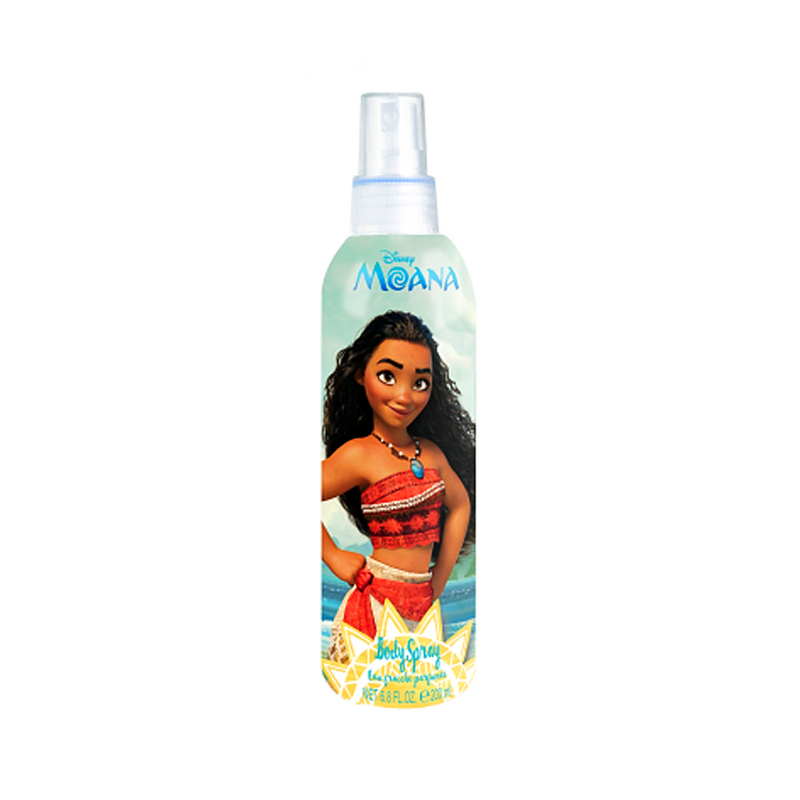 Disney Moana 200ml Body Spray