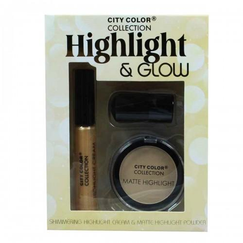City Color Highlight & Glow