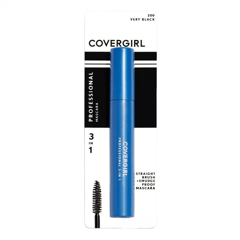 Covergirl Professional 3 in 1 Very Black 200