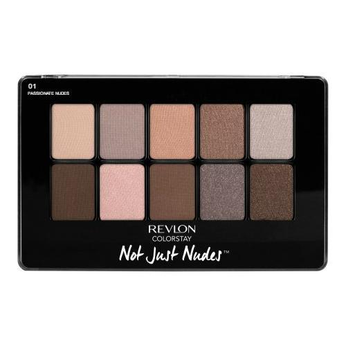 Revlon Colorstay Not Just Nudes Shadow Palette #01