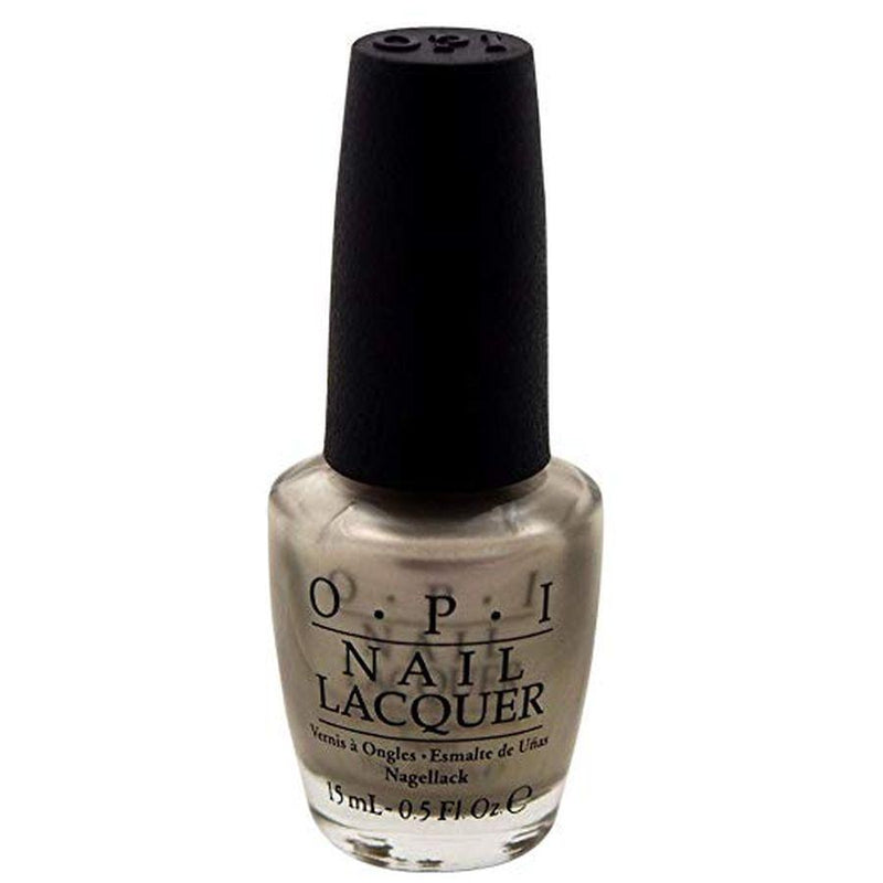 OPI Nail Lacquer | This Silver's Mine!