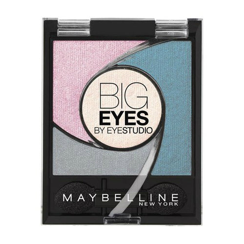 Maybelline Big Eyes Eyeshadow Palette | 03 Luminous Turqoise