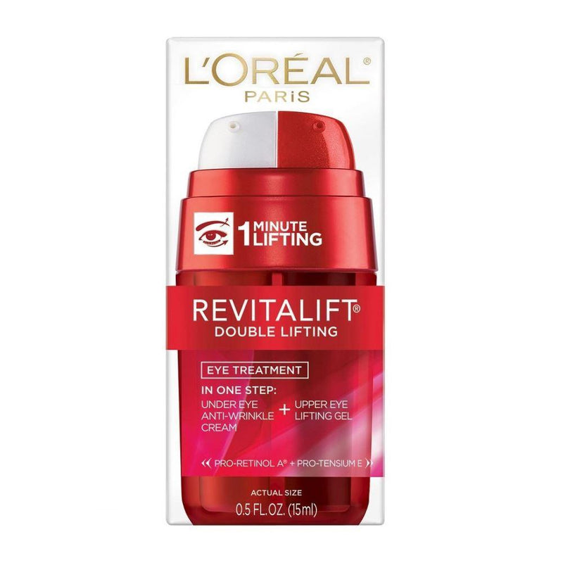 L'Oreal Revitalift Double Lifting Eye Treatment