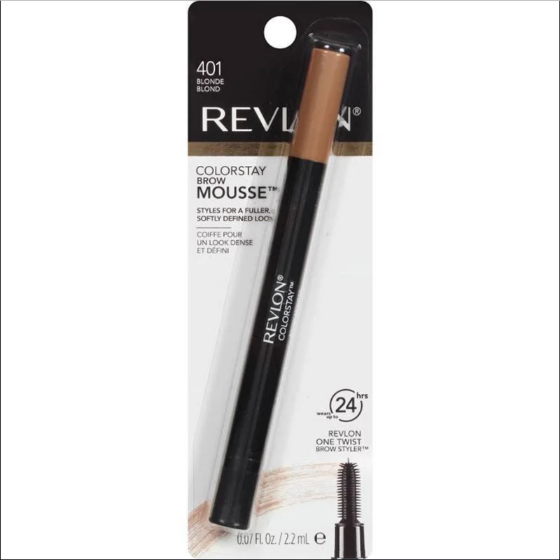 Revlon ColorStay Brow Mousse #401 Blonde