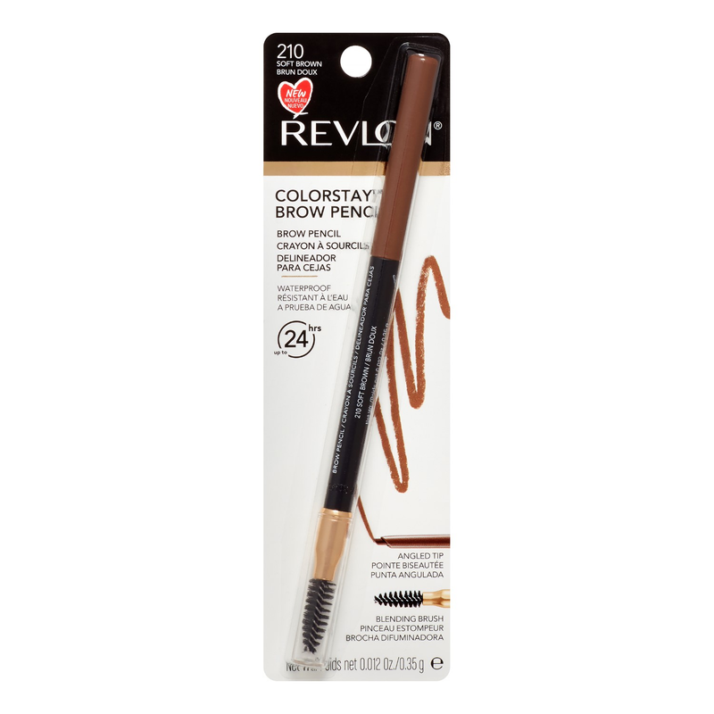 Revlon ColorStay Brow Pencil #210 Soft Brown