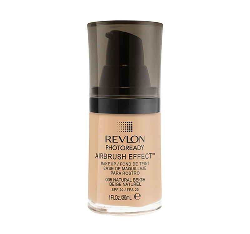 Revlon Photoready Airbrush Effect Makeup | 005 Natural Beige