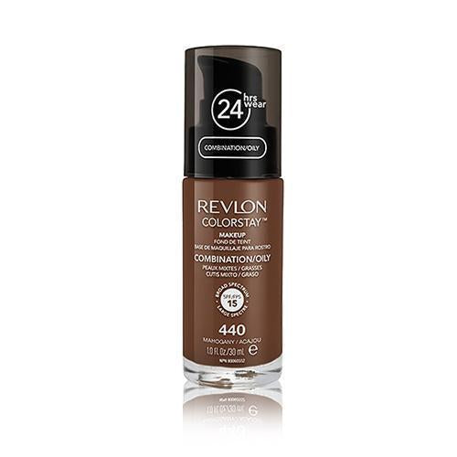 Revlon ColorStay Combination/Oily Skin Makeup #440 Mahogany