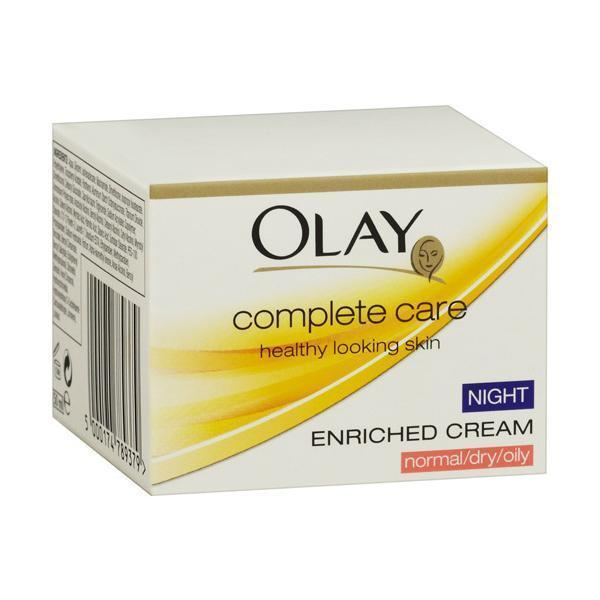 Olay Complete Enriched Night Cream 50ml