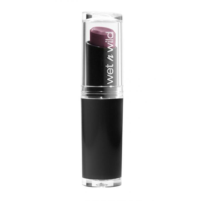 Wet n Wild MegaLast Lip Color | Ravin Raisin
