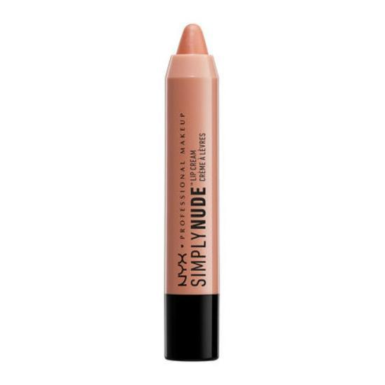 Nyx Simply Nude Lip Cream |Disrobed