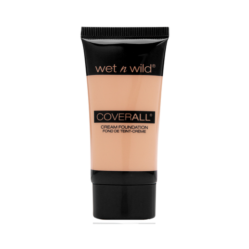 Wet'n Wild Coverall Cream Foundation | Light / Medium