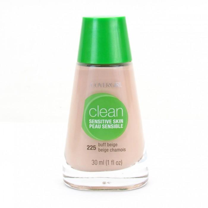 Covergirl Clean Sensitive Skin | Buff Beige