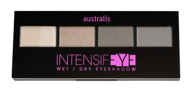 Australis Quad Eyeshadow Intensifeye Wet/Dry | Choc-A Block