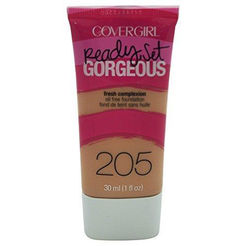 Covergirl ReadySet Gorgeous Foundation # 205 Natural Beige
