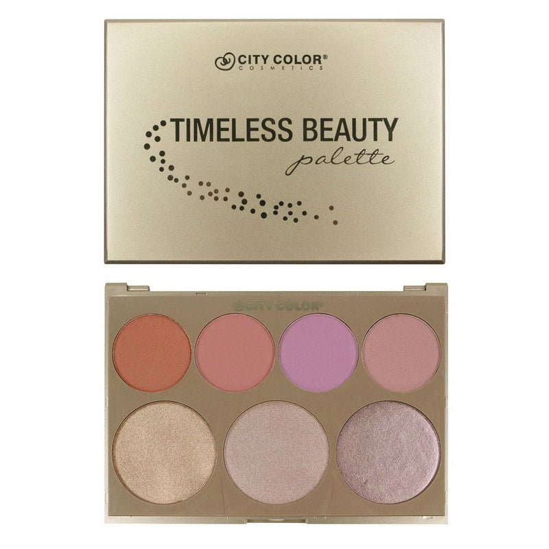 City Color Timeless Beauty Palette