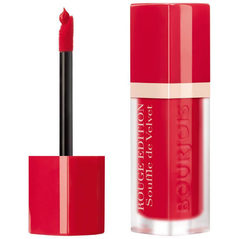 Bourjois Rouge Edition Souffle De Velvet | Cherry Leaders