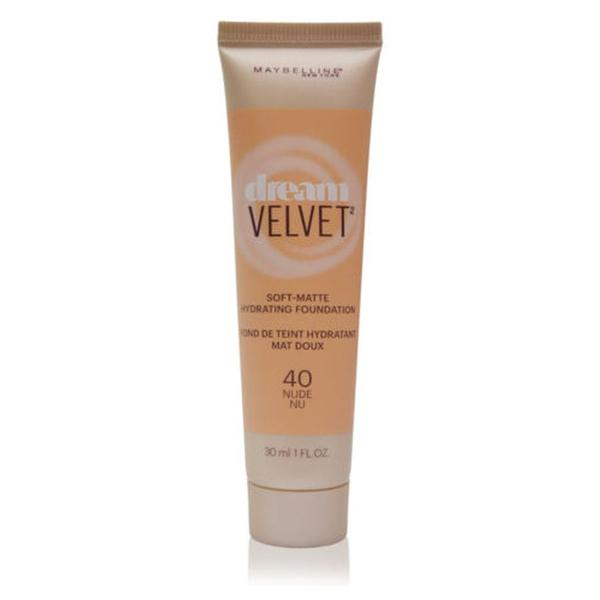 Maybelline Dream Velvet Soft Matte Foundation 40 Nude