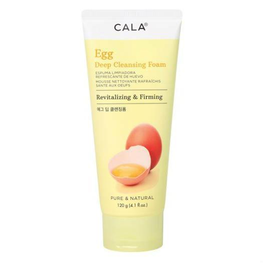 Cala Egg Deep Cleansing Foam