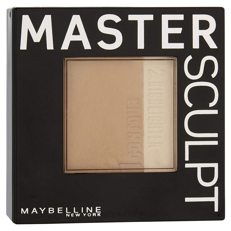 Maybelline Master Sculpt Contouring Palette | Light Medium