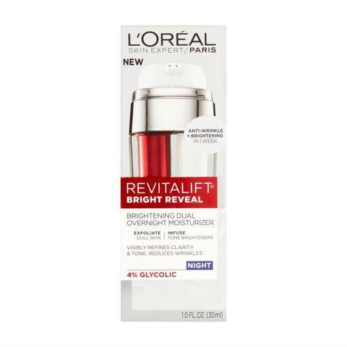L'Oreal Revitalift Bright Reveal Over Night Moisturizer