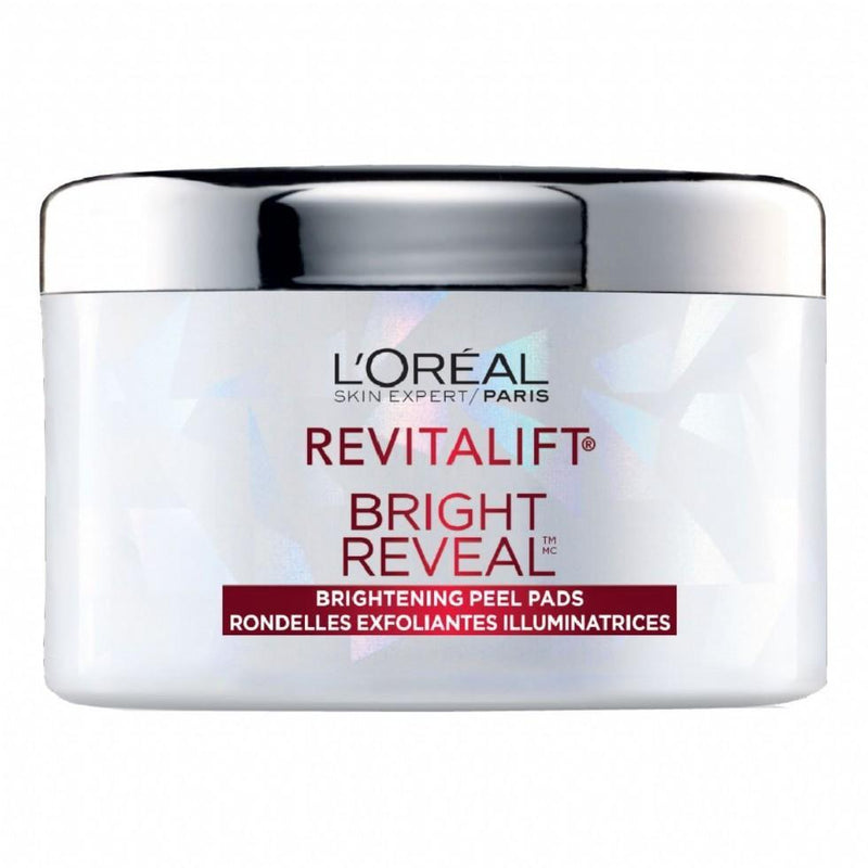 L'Oreal Revitalift Bright Reveal Peel Pads