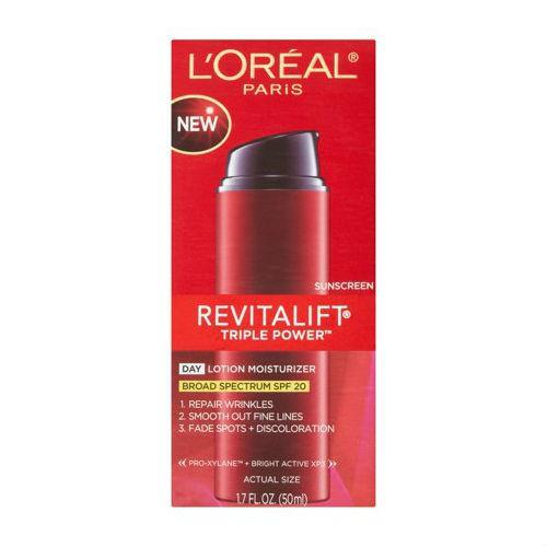 L'Oreal Revitalift Triple Power Day Moisturiser